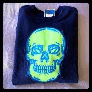 Other - NWT Glow in the dark sweatshirt